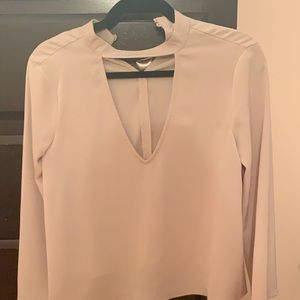 Long sleeve trendy shirt